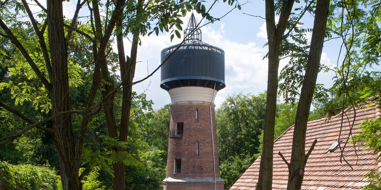 Wasserturm am Park Sanssouci Potsdam